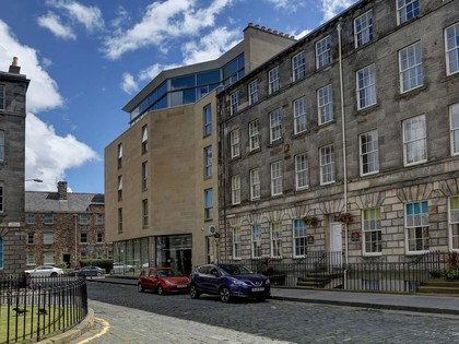 Citytrip ontdekt in Edinburgh - Hotel Ten Hill Place * 4 d/3N