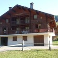 "Chalet ""San Parfia"" Vakantiewoning 2 appartementen 4 kamers 2 tot 8 personen"