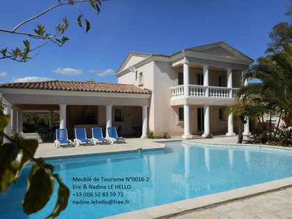 Rent Villa Morgane