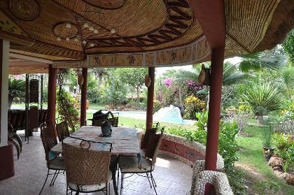 Saly vakantie in senegal villa prestige luxe for Acheter une maison au senegal a saly