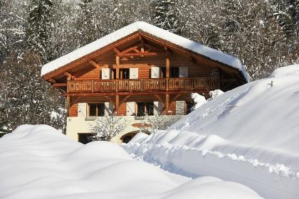 Vakantiehuizen te huur - Interieur chalet berg foto ...