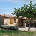 Vakantiehuisje met zwembad in Zuiden Ardèche