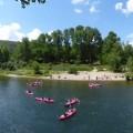 Camping Clapas in Ardèche