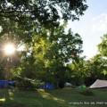 (H)eerlijk kamperen bij Au Bois Joli in Bourgondië