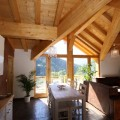 De gebieden van La Vanoise Chalet