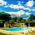 Mooi huis 12 pers. privé zwembad. Centrum van de s
