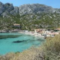 Mooi appartement in Cassis achter poort