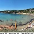 Charmante Sanary-sur-Mer T2 300 m strand Bea
