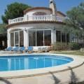 Villa met zwembad voor 11 mensen-80 m bereik