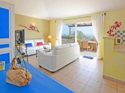 Appartement in residentie 5 * Pool Spa
