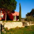 In de buurt van Pont du Gard, Uzès, huis met zwembad