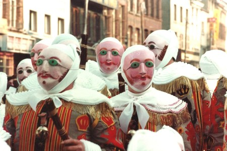 Carnaval in Wallonië