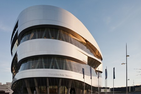 Mercedes-Benz Museum: een must-see!